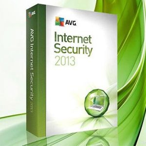 AVG Internet Security Protection 1 Year Licence